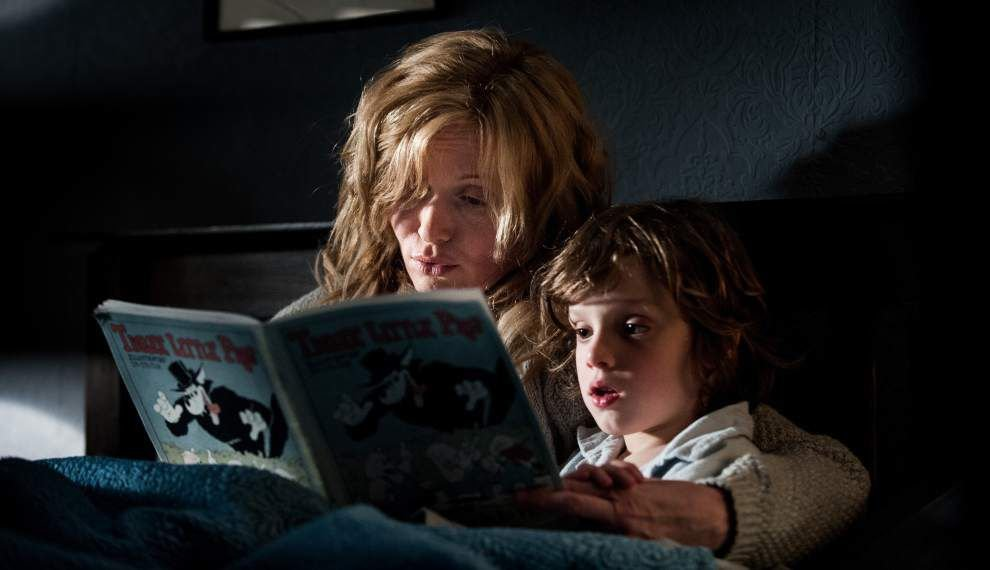 'The Babadook' a brilliantly creepy film _lowres