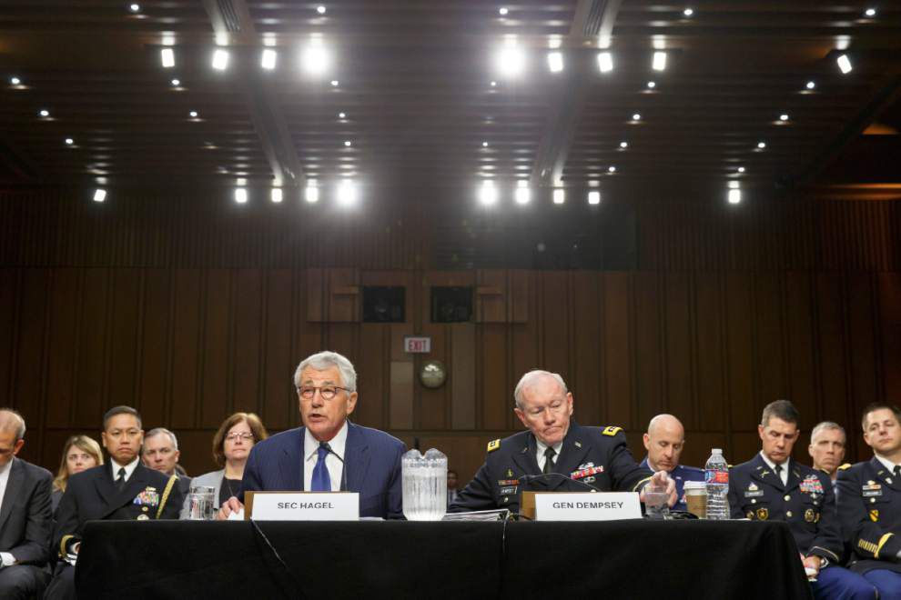 Top general: US ground troops possible in Iraq _lowres