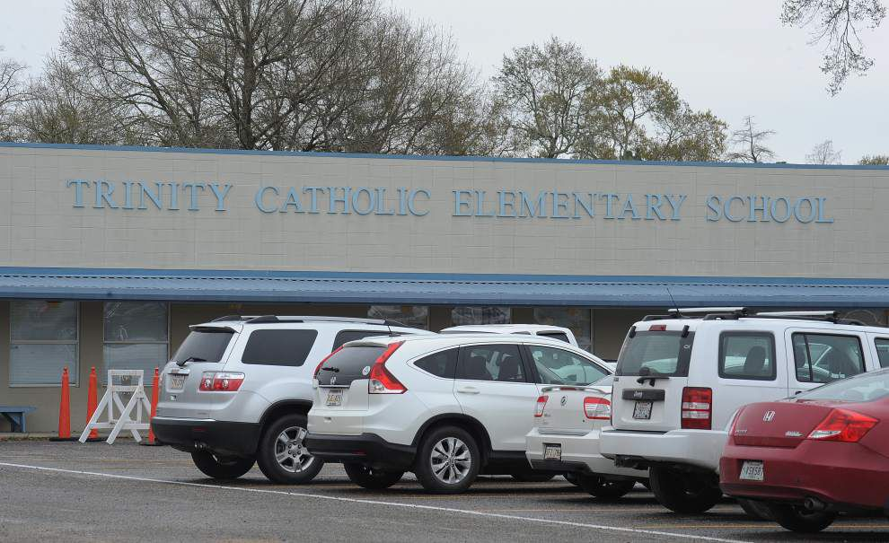 Diocese decides to close Trinity Catholic School in St. Martinville _lowres