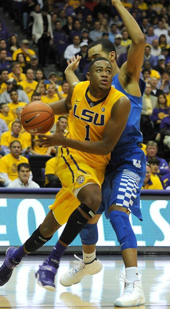 Source: LSU's Jarell Martin will enter NBA draft _lowres