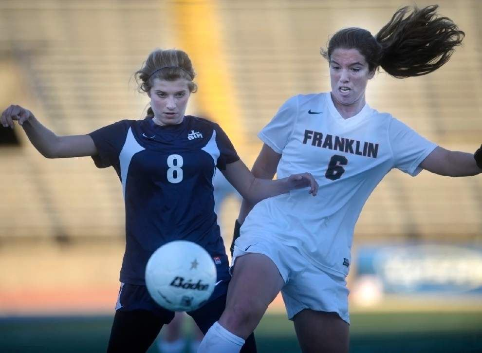 Video: Ben Franklin wins Division II girls soccer championship _lowres
