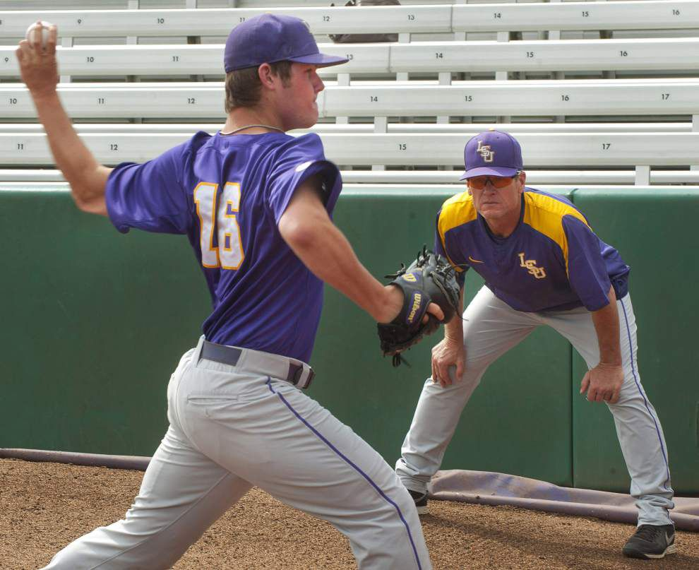 On Deck: Boston College at LSU _lowres