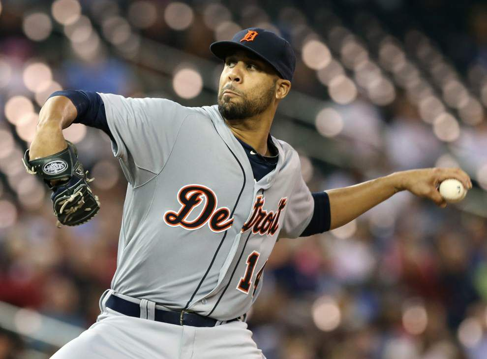 MLB notebook: David Price gets record $19.75 million contract from Tigers _lowres