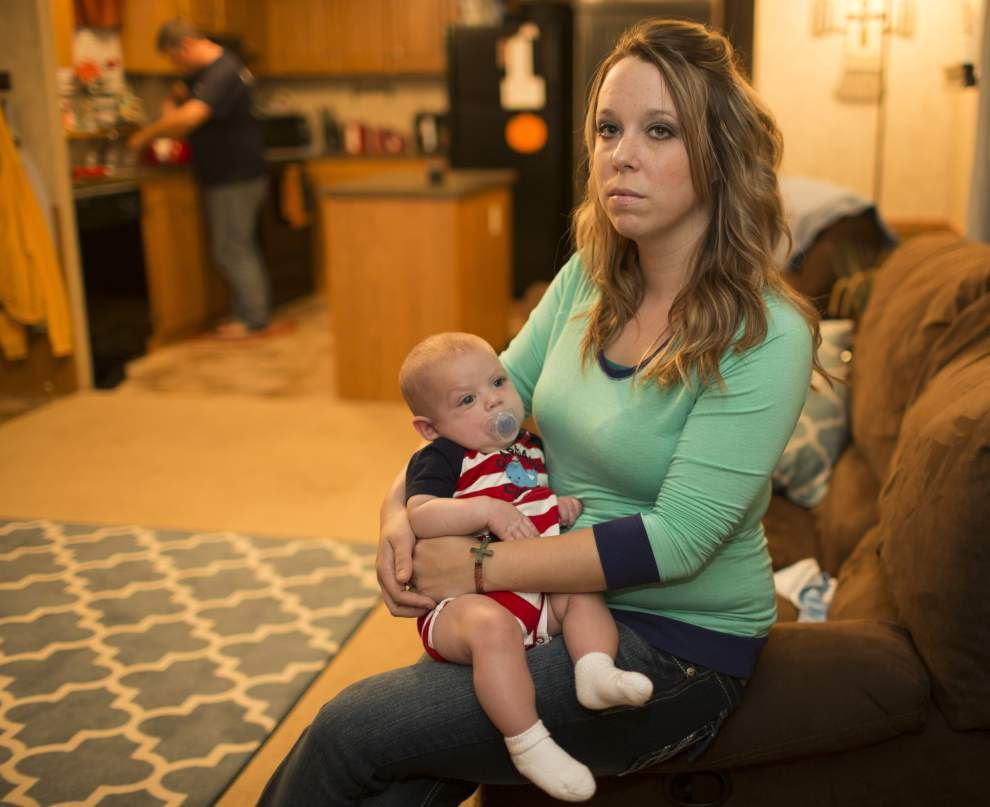 Mom has rough ride adding baby to 'Obamacare' _lowres