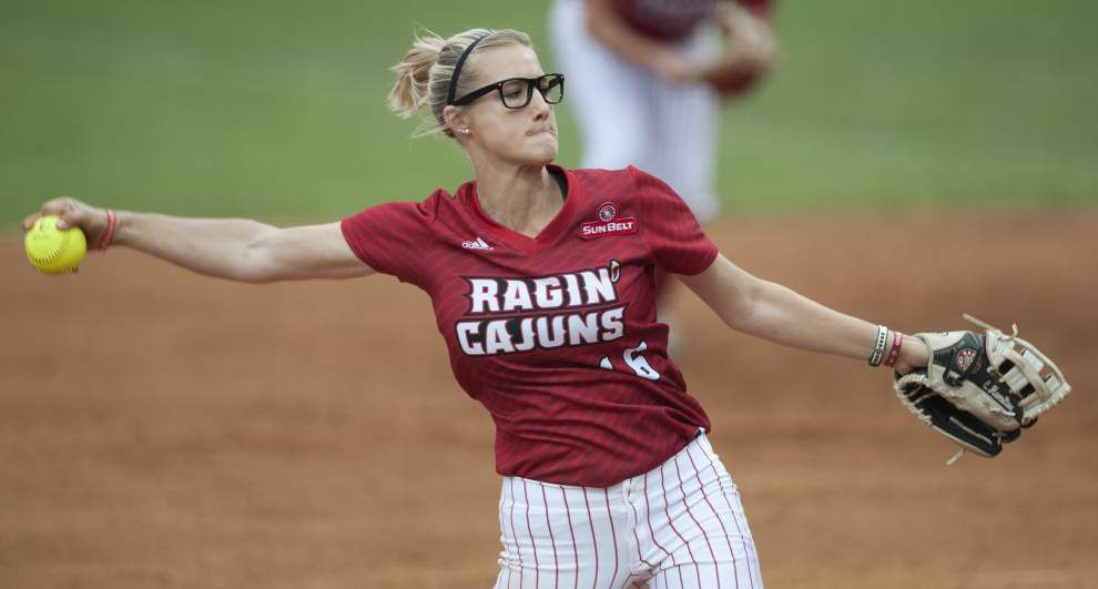 Cajuns softball loses 6-2 to Baylor, setting up win-or-go-home rematch Sunday night _lowres
