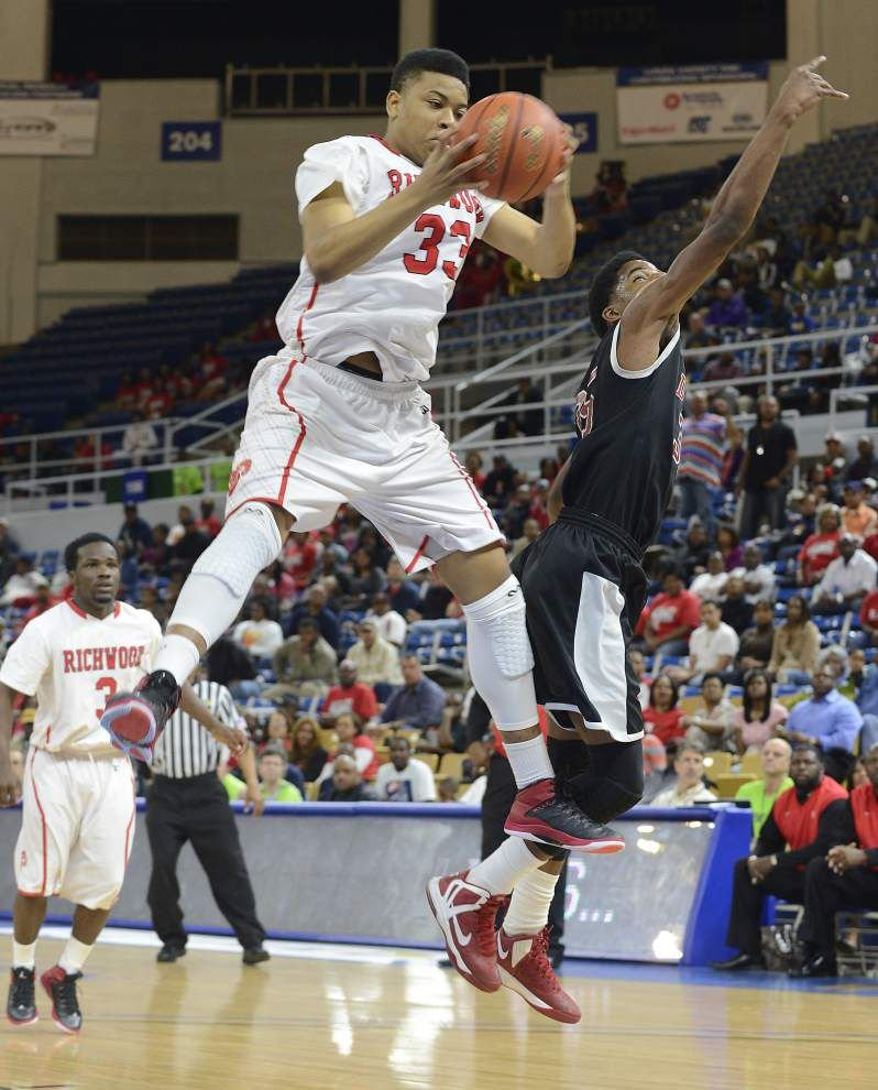 Richwood beats Donaldsonville, moves on to Class 3A title game _lowres