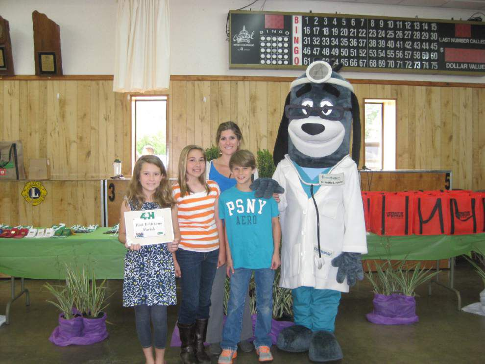 East Feliciana's Dooley wins trip in 4-H cookery contest _lowres