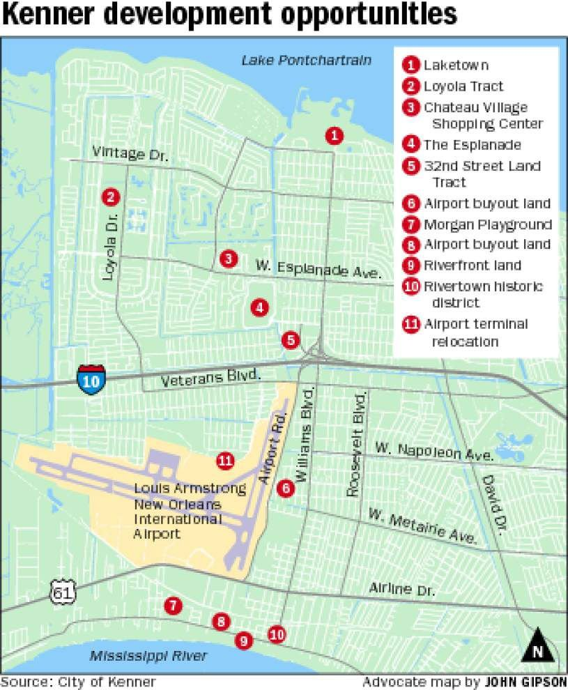 Kenner master plan lays out city's problems, possibilities _lowres
