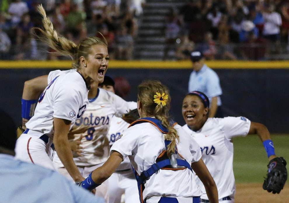 Three players to watch and the best teams in Southeastern Conference softball _lowres