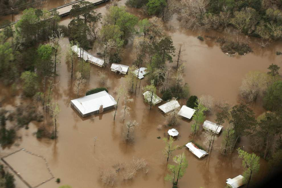 FEMA official: Unprecedented Louisiana flooding affecting many uninsured, but federal help available _lowres
