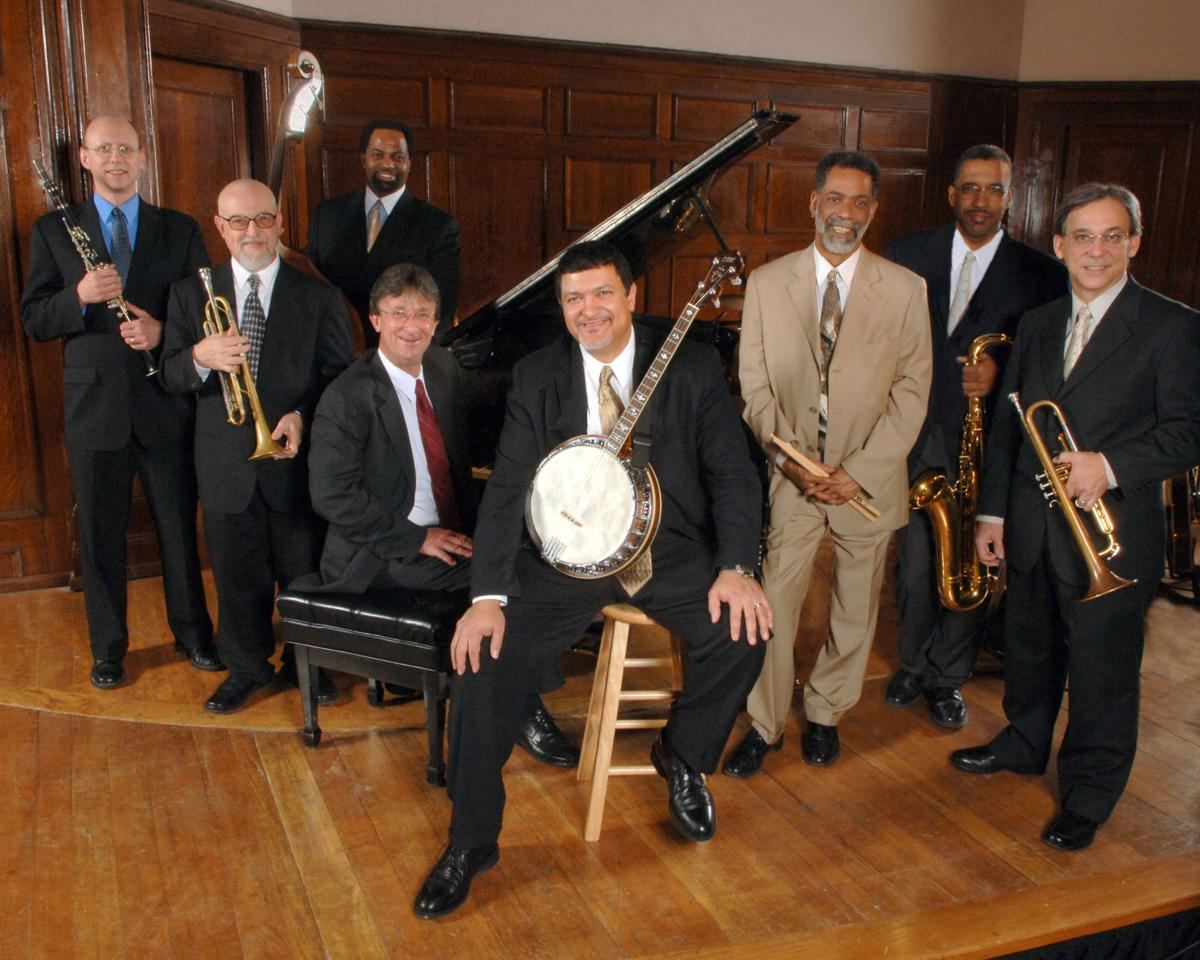 Don Vappie and The Creole Jazz Serenaders