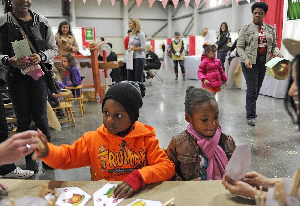 Children 'teach' parents at Academic Super Bowl _lowres
