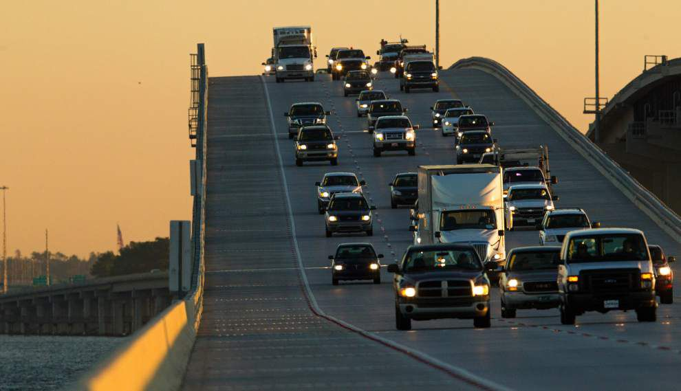 Louisiana sinks to 40th in review of roads _lowres