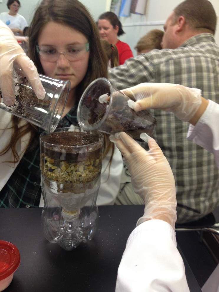 Kids learn science behind clean water at LASM's Engineer It program _lowres
