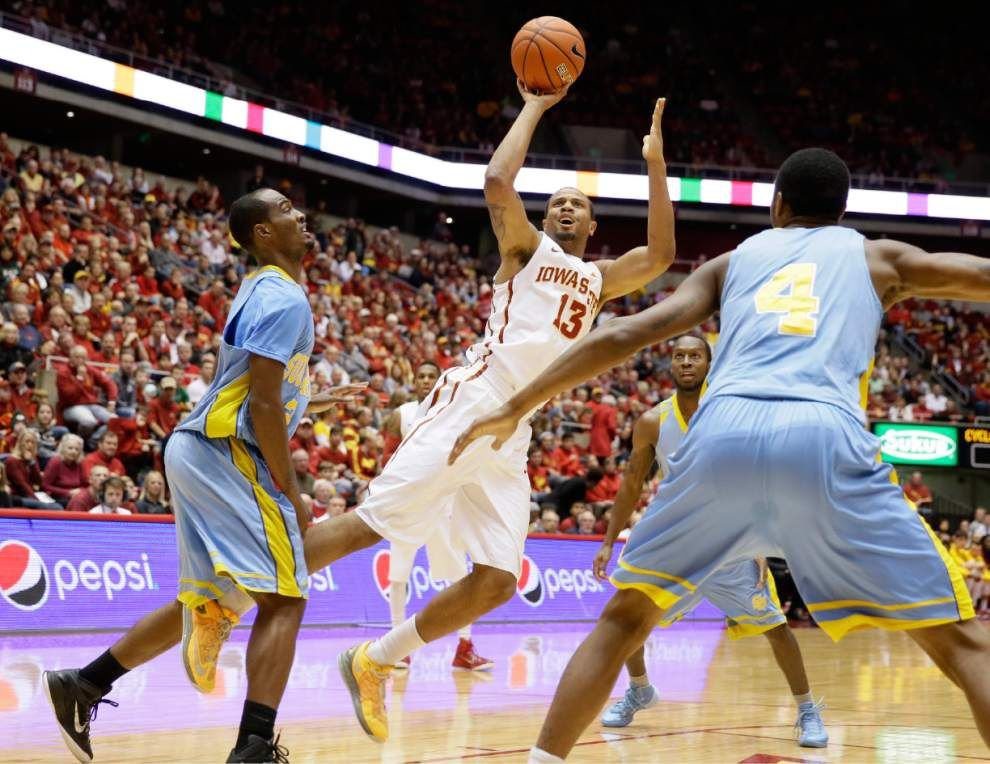 Pelicans sign former Iowa State standout Bryce DeJean-Jones _lowres