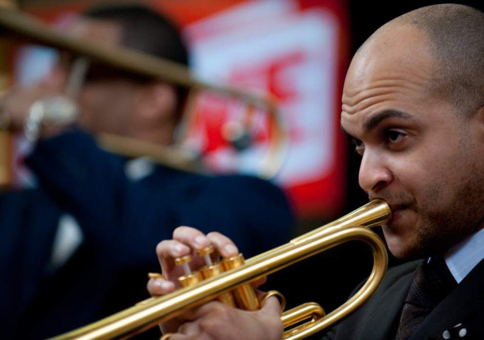 Grace Notes: Irvin Mayfield's $1,435 breakfast hard to achieve, even harder for New Orleans Library Foundation to swallow _lowres