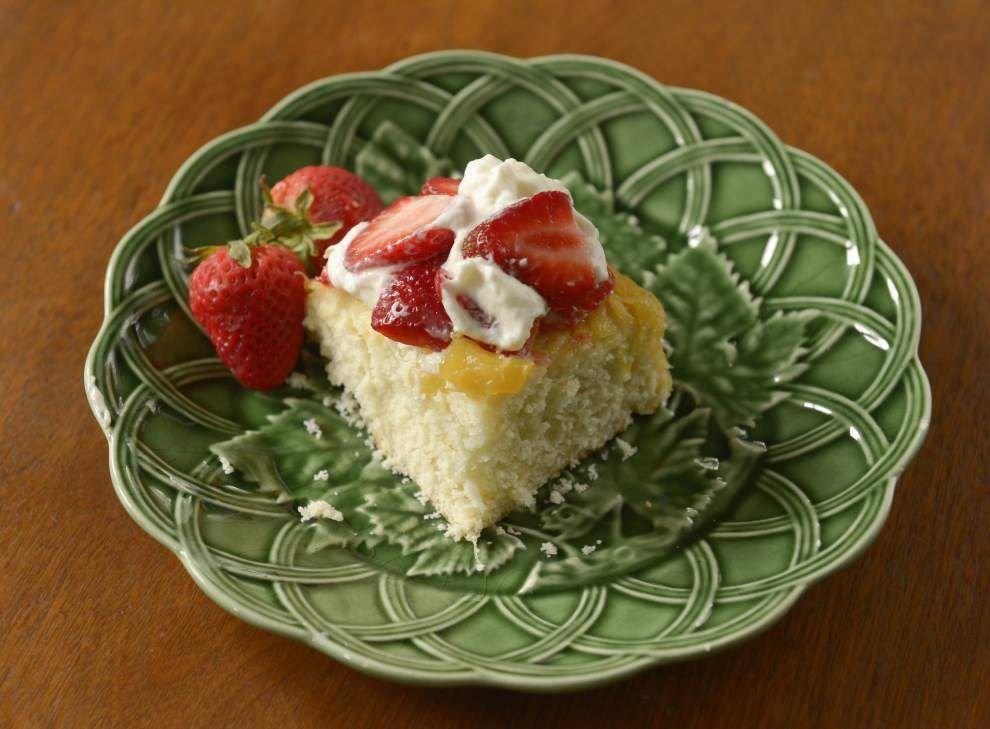 Gourmet Gallery: The Berry Best: Nothing beats fresh Louisiana strawberries as the perfect finish to a great meal _lowres