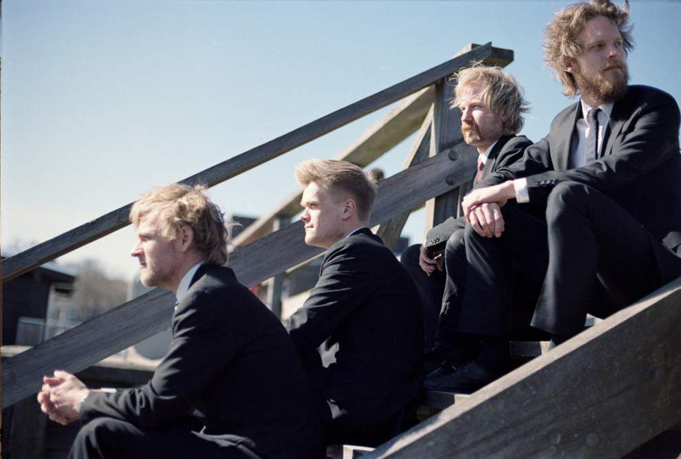 Danish String Quartet presents classical, folk sounds of Scandinavia _lowres