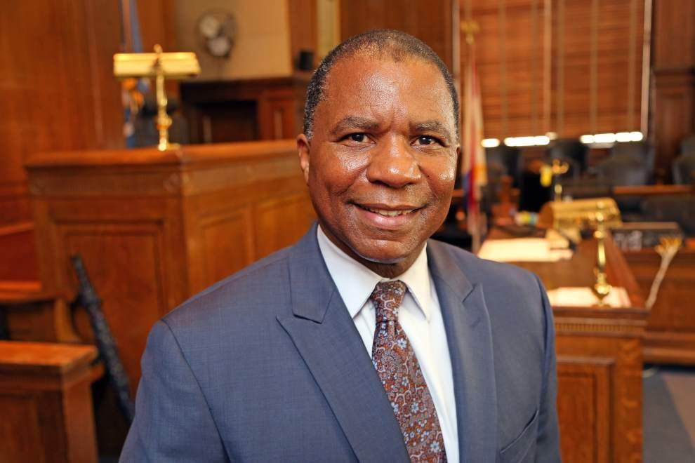Orleans Parish Criminal District Judge Byron C. Williams