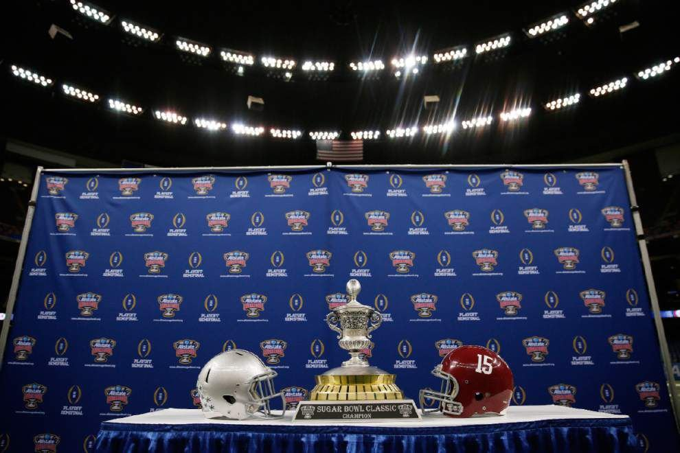 Alabama and Ohio State in the Sugar Bowl: Who will win? Get your predictions right here. _lowres