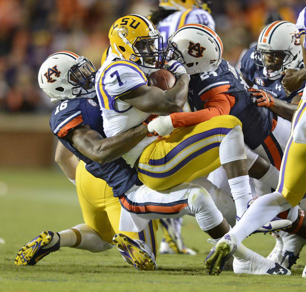 Podcast: LSU's recent struggles on the field won't have an impact on its recruiting _lowres