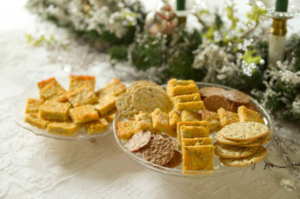 Gourmet Galley: Raid the pantry: It's the last minute, but you'll surely have everything on hand for these holiday treats _lowres