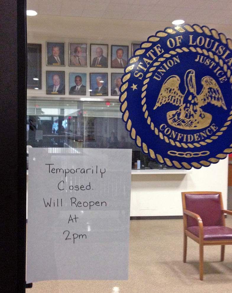 St. Tammany DA Reed says he won't run again _lowres