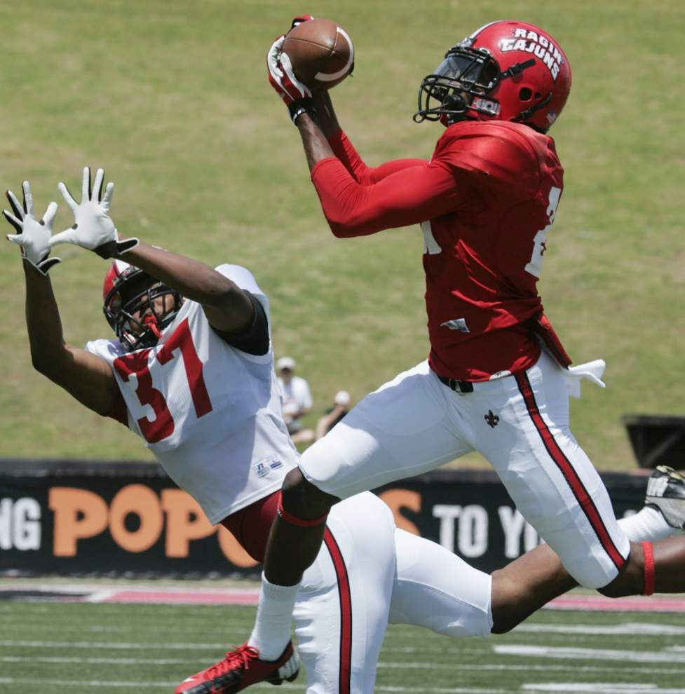 Cajuns preseason camp previews: Secondary moves from trouble spot to source of strength _lowres