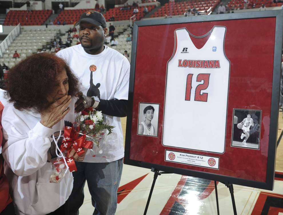 Johnson: Lafayette's weekend-long honoring of Kim Perrot shows she'll never be forgotten _lowres