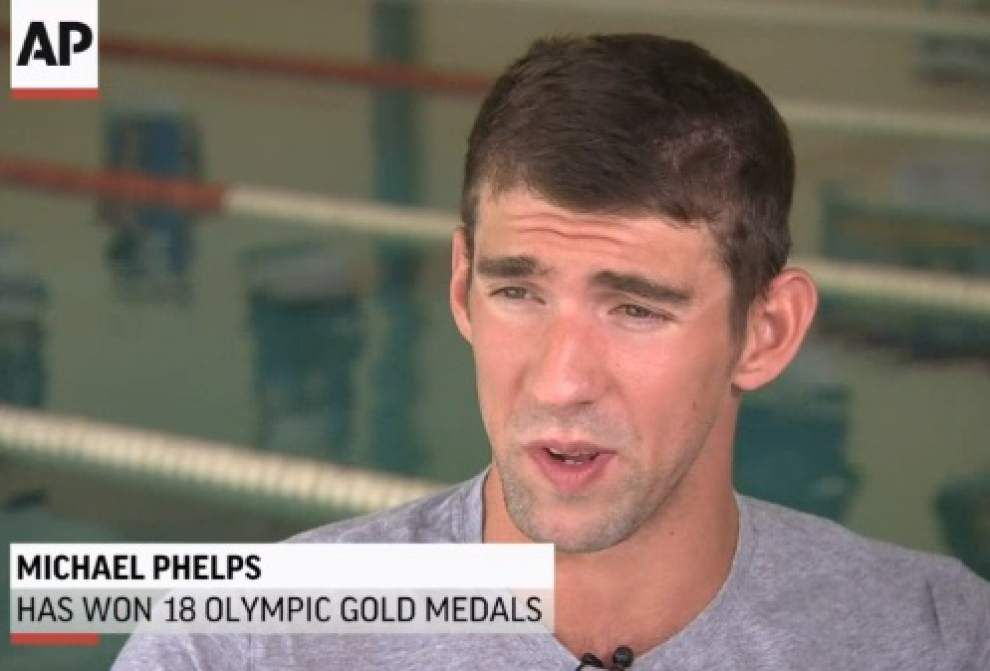 Michael Phelps faces grueling comeback test _lowres
