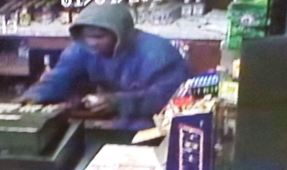 Robbers use cinder block to break into BR store Tuesday _lowres