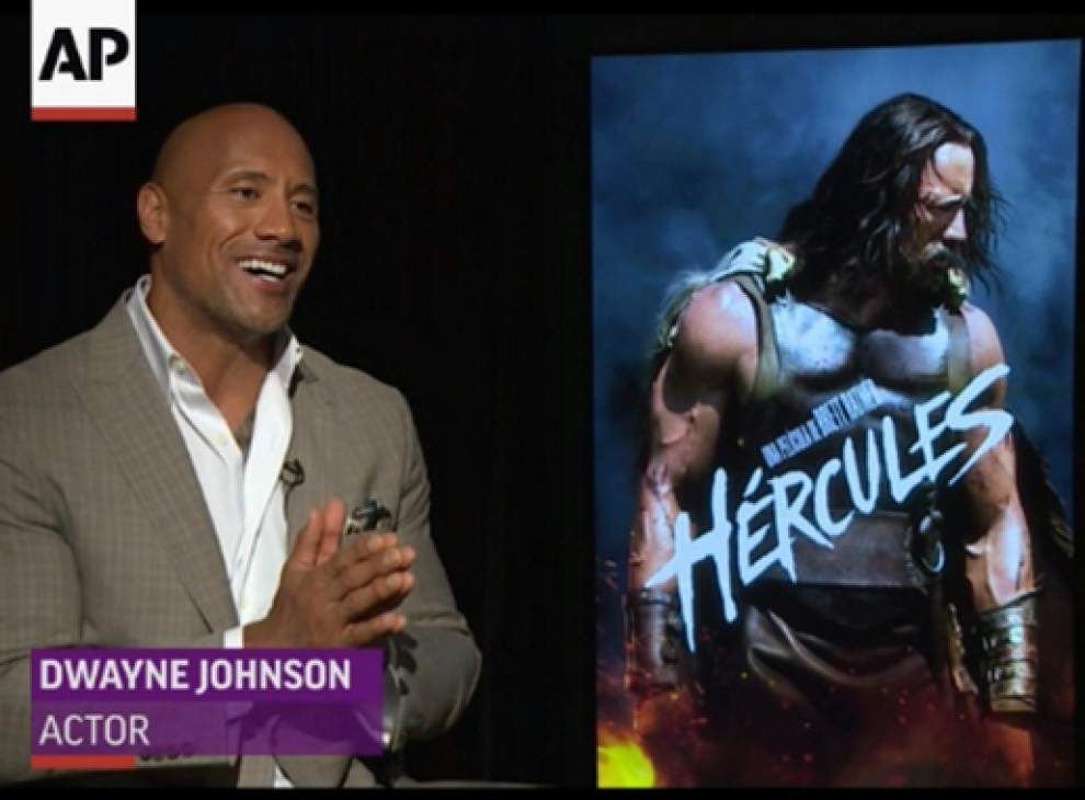 SI report: Dwayne 'The Rock' Johnson on LSU coach Ed Orgeron: 'He's a phenomenal coach and crazy as all hell' _lowres