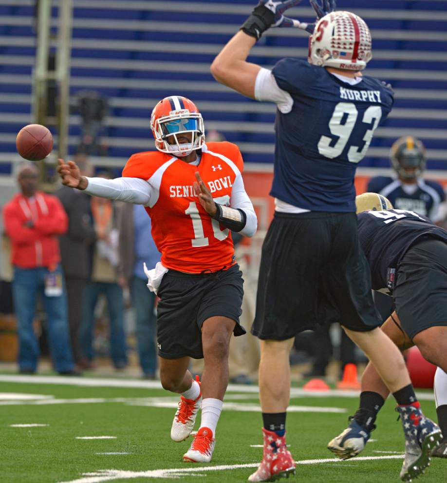 Video: The Advocate's Senior Bowl Wrapup _lowres