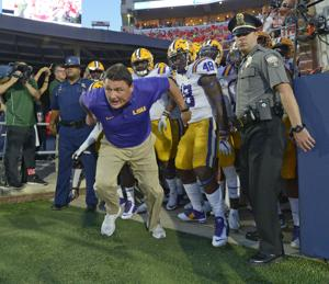 LSU-Ole Miss: Times of Interest