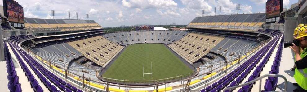 Tiger Stadium renovations expected to be done on time _lowres