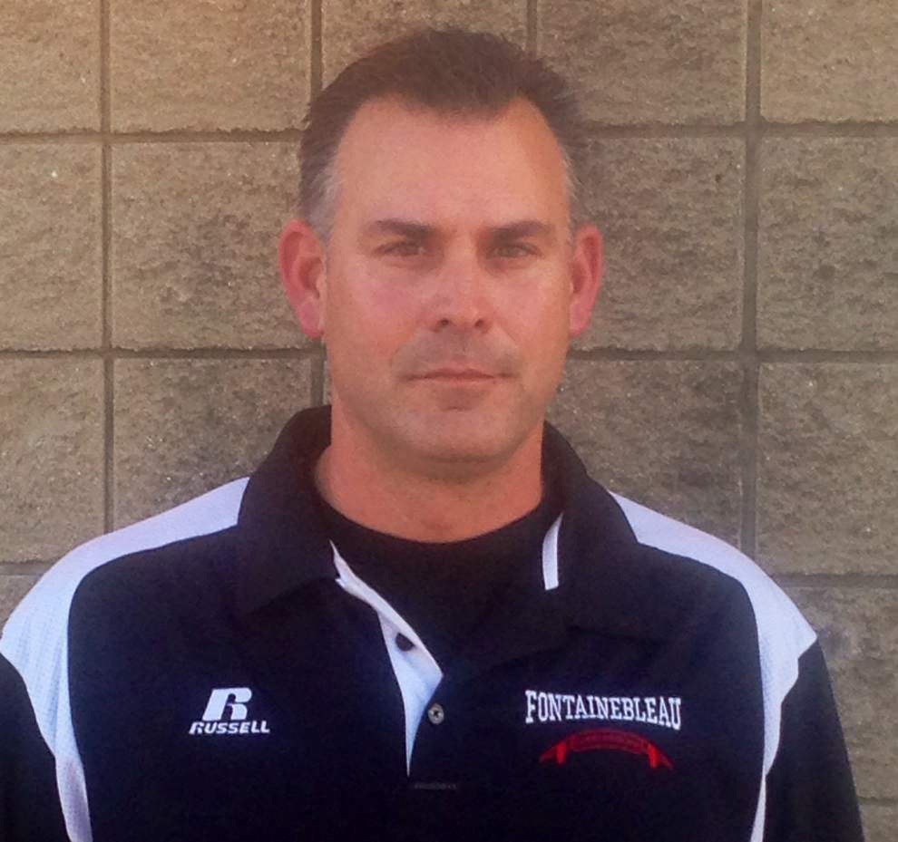 Chris Blocker named head football coach at Fontainebleau _lowres