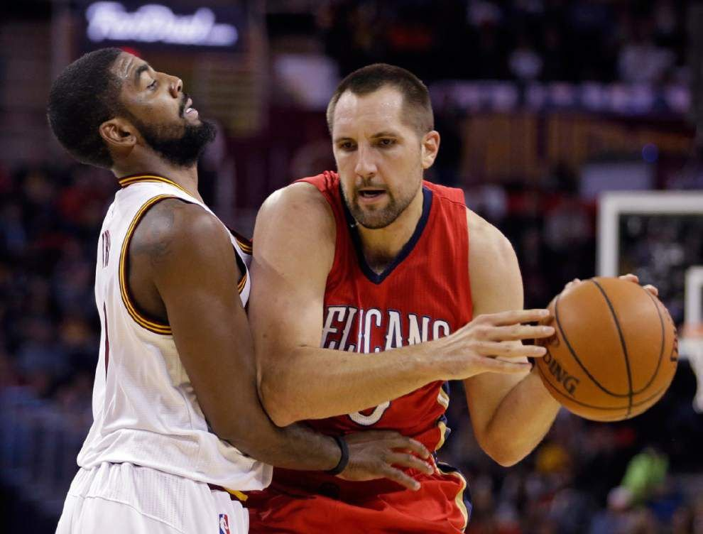 SI details how New Orleans Pelicans forward Ryan Anderson tries to move on from suicide of girlfriend Gia Allemand _lowres