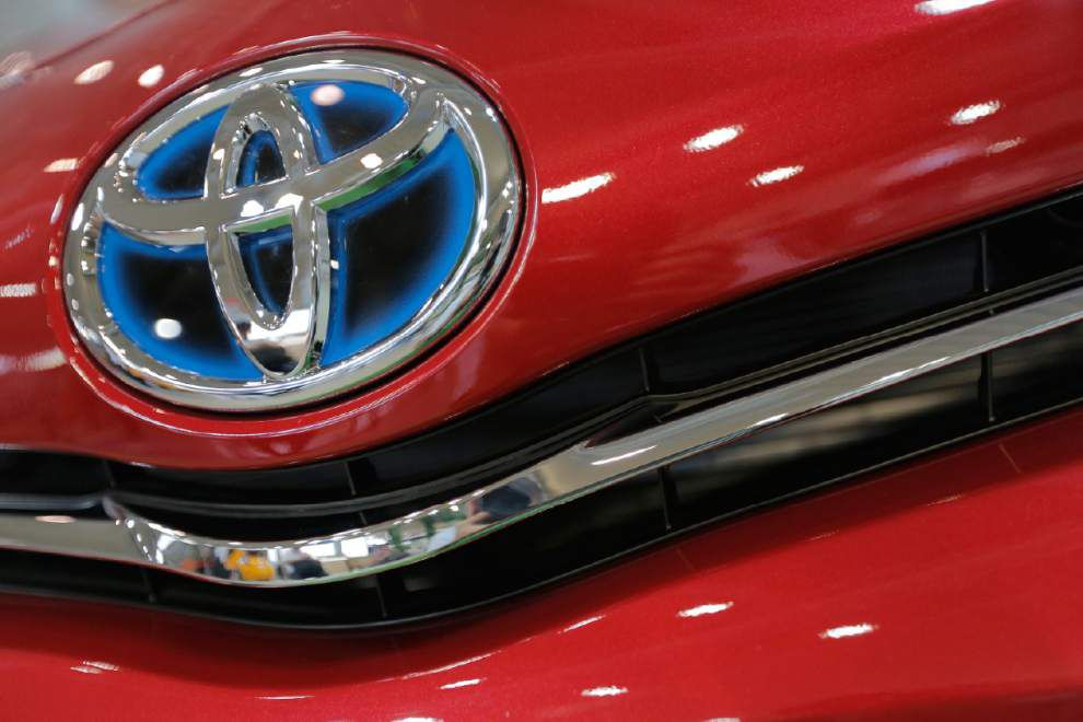 Toyota recalls about 6.4 million vehicles globally _lowres