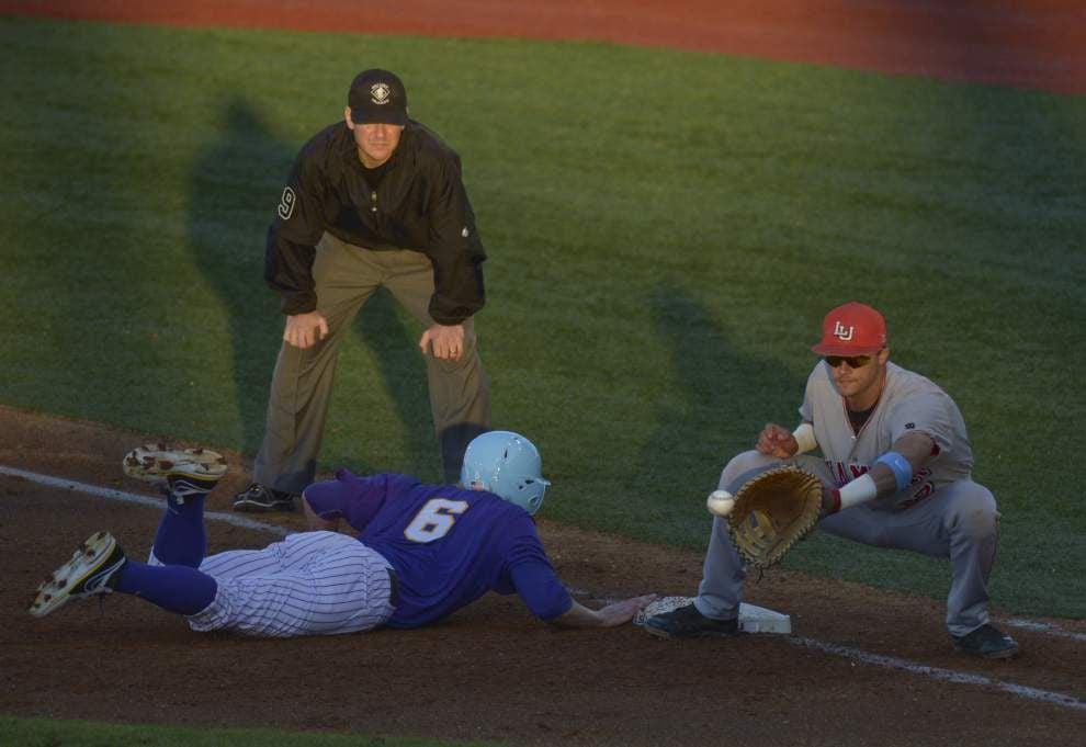 LSU baseball pregame: Arkansas at LSU _lowres