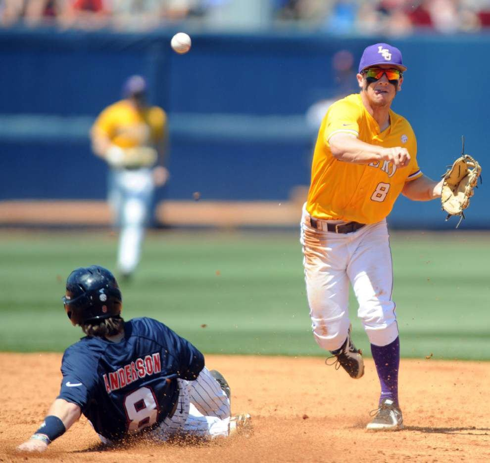 Rabalais: Bregman honors late grandfather against Northwestern State _lowres