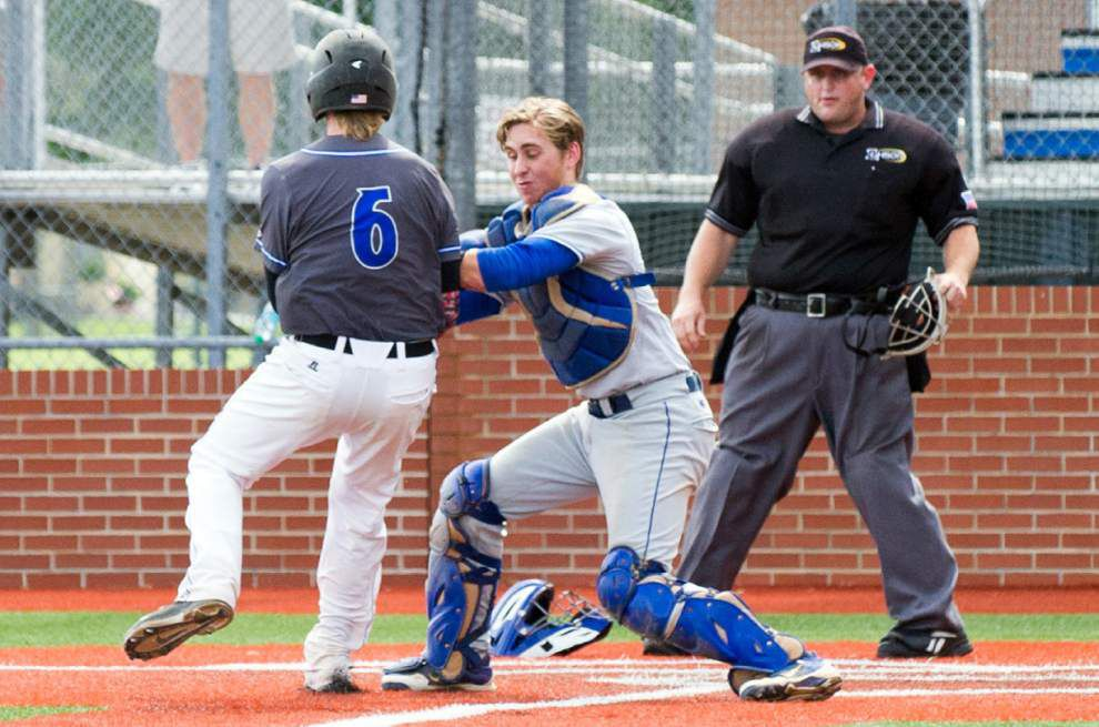 Parkview draws upon early season, close losses to upend Evangel 5-4 in Class 3A semifinal _lowres