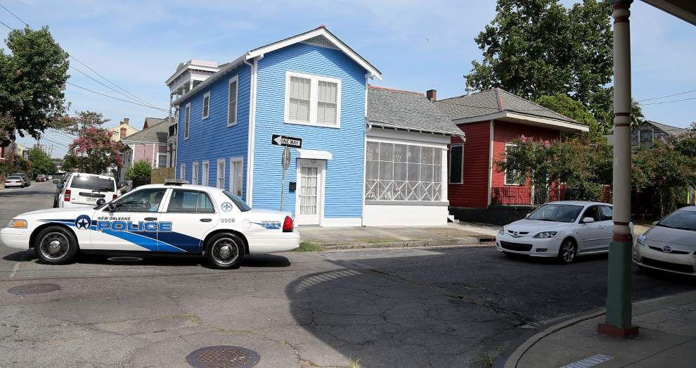 Orleans DA declines to charge Merritt Landry, Marigny homeowner who shot teen in gated drive _lowres