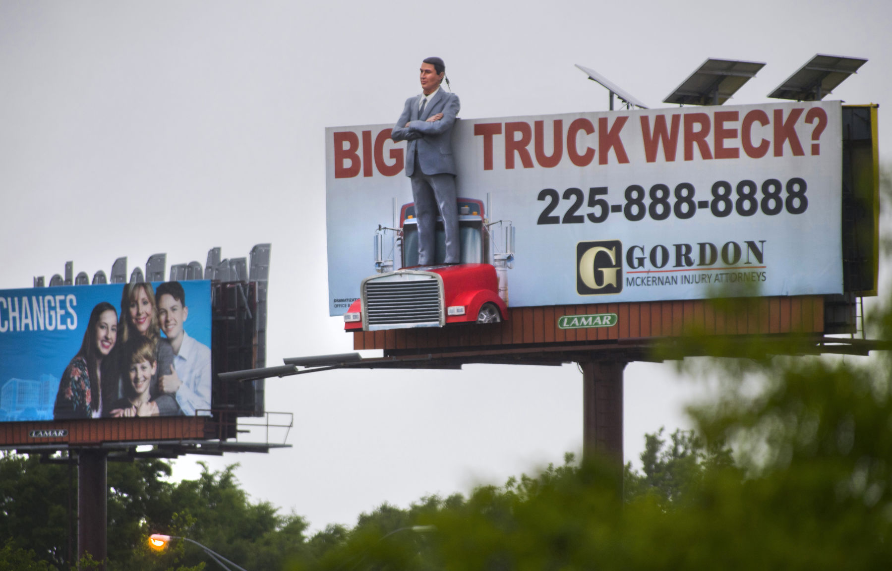 James Gill: For Louisiana, highway billboards are 'litter on a stick.' For Lamar, it's money in the bank