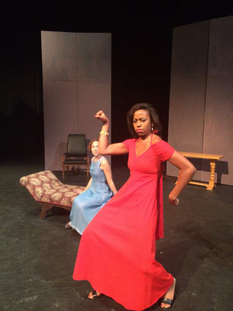 Learning to lie, love: 'School' set to open at Swine Palace _lowres