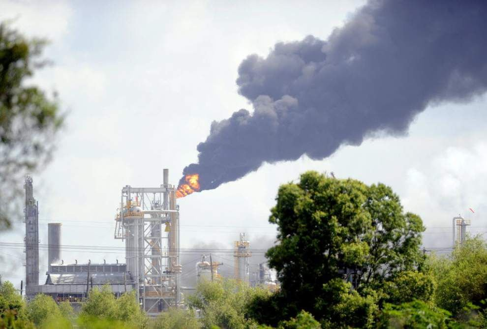 Williams restarts Geismar plant closed by 2013 explosion _lowres