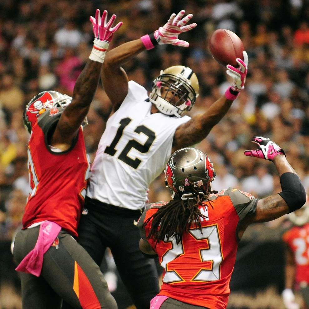 Saints push past Buccaneers 37-31 in overtime _lowres