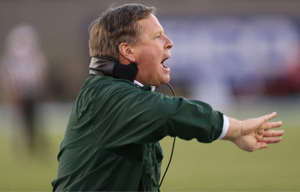 Florida AD Jeremy Foley returns home without Colorado State coach Jim McElwain _lowres