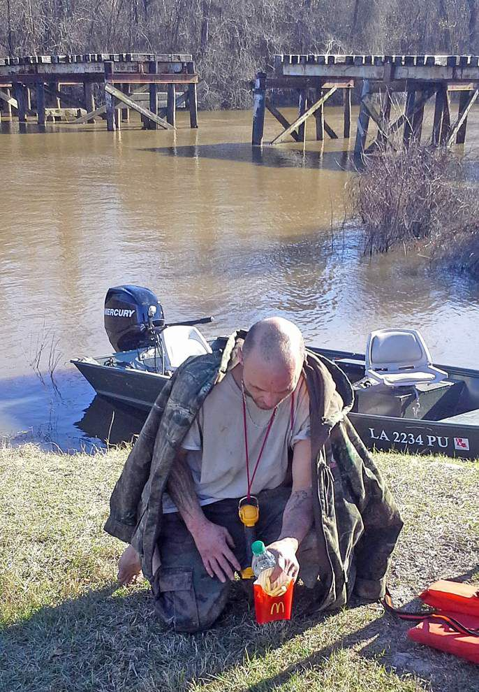 Missing hunter in Pearl River WMA found alive _lowres