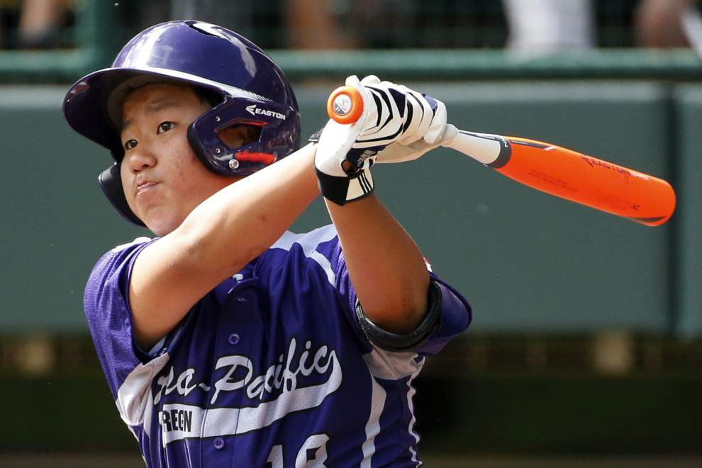 South Korea beats Chicago for LLWS title _lowres