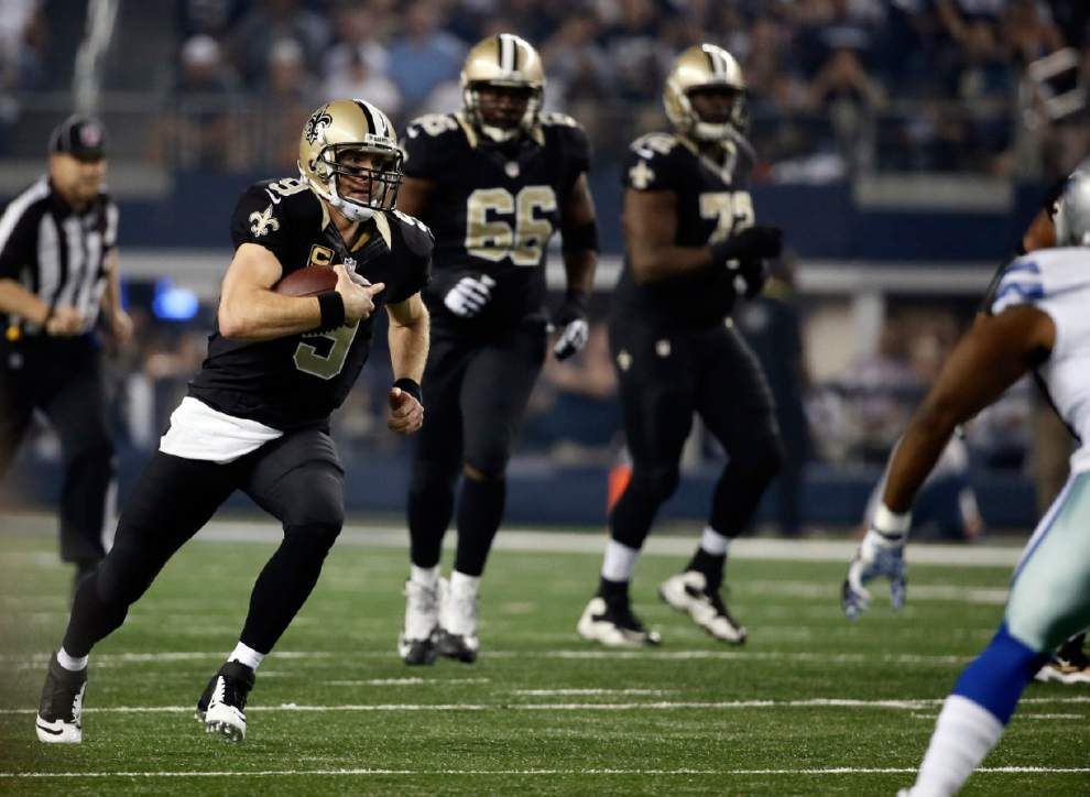 Instant Replay: Cowboys 38, Saints 17 _lowres